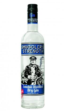 Smuggler's StrengthDey Gin 40° 70cl