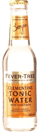 Fever Tree Clementine tonic 24x20cl