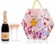 Veuve Clicquot brut rosé 75cl gift pack