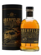 Aberfeldy whisky 12 Years 40° 70cl