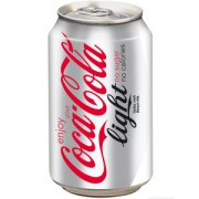 Coca Cola Light Blik 24x33cl