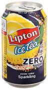 Lipton Ice Tea Zero Sugar blik 24x33cl