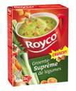 Royco Crunchy Groentesupreme korstjes 20st