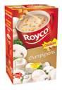 Royco Crunchy Champignons korstjes 20st