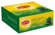 Lipton Green tea Mint 100 stuks