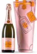 Veuve Clicquot rose shopping bag 75cl