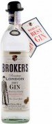 Broker's London Dry Gin 40° 70cl