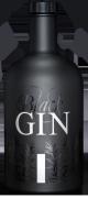 Gansloser Black Gin 45° 70cl