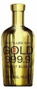 Distilled Gin Gold 999.9 40° 70cl