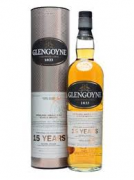 Glengoyne whisky 15 years 43° 70cl