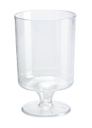 Wijnglas op voet 125/150cc box 25 stuks