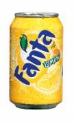 Fanta lemon blik 6x33cl