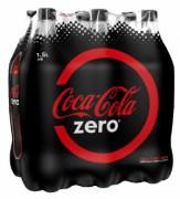 Coca Cola Zero 6x1,5L