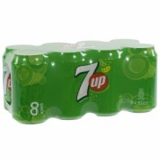 Seven Up blik 8x33cl