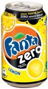 Fanta Zero Lemon blik 24x33cl