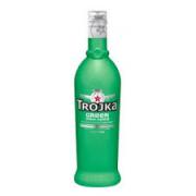 Trojka Vodka Green 17° 70cl