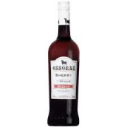 Osborne sherry medium dry 15°75cl