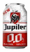 Jupiler 0.0 blik 4x6x33cl