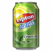 Lipton Green tea blik 24x33cl