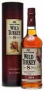 Wild Turkey whisky 8 years 50.5° 70cl