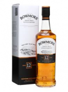 Bowmore whisky 12 Years 40° 70cl