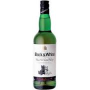 Black & White whisky 40° 70cl