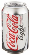 Coca Cola Light blik 12x15 cl