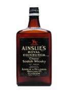 Ainslies whisky 40° 1L