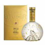 Studer Swiss Golden Snow Gin 40° 70cl