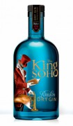 King of Soho Gin 42° 70cl