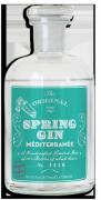 Spring gin Méditerranée 40,5° 50cl