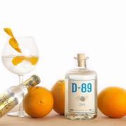 D-89 Gin 40° 50cl