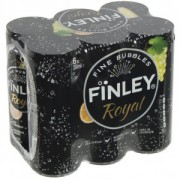 Finley Royal blik 6x25cl